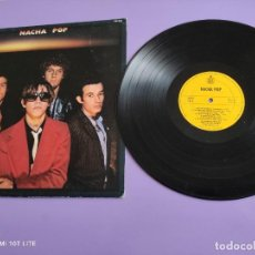 Discos de vinilo: JOYA DEL POP ESPAÑOL.1º LP ORIGINAL NACHA POP. 130 050 HISPAVOX. AÑO 1980 ANTONIO VEGA CHICA DE AYER. Lote 262101355