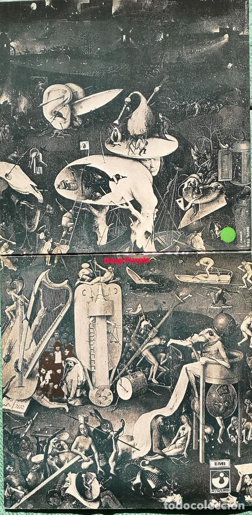 Discos de vinilo: VINILO LP - DEEP PURPLE - DEEP PURPLE - MADE IN UK - 1969 - GATEFOLD - 1ra EDICION MUNDIAL - Foto 3 - 262102375