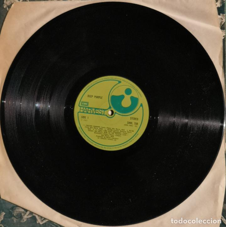 Discos de vinilo: VINILO LP - DEEP PURPLE - DEEP PURPLE - MADE IN UK - 1969 - GATEFOLD - 1ra EDICION MUNDIAL - Foto 5 - 262102375