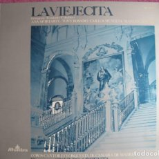 Discos de vinilo: LP - LA VIEJECITA - ECHEGARAY-CABALLERO (SPAIN, COLUMBIA 1972, VER FOTO ADJUNTA). Lote 262103325