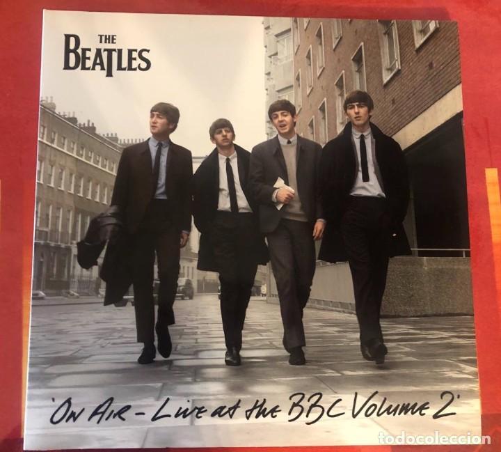 """BEATLES """"ON AIR - LIVE AT THE BBC VOL 2"""", EDICIÓN UK, MONO REF. 0602537505067 (3LPS) (Música - Discos - LP Vinilo - Pop - Rock Internacional de los 50 y 60)"""