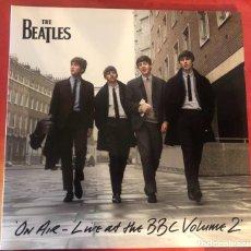 """Discos de vinilo: BEATLES """"ON AIR - LIVE AT THE BBC VOL 2"""", EDICIÓN UK, MONO REF. 0602537505067 (3LPS). Lote 262105840"""