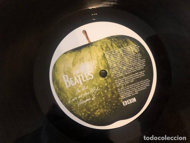 """Discos de vinilo: BEATLES """"on air - LIVE AT THE BBC vol 2"""", edición UK, mono ref. 0602537505067 (3LPs) - Foto 7 - 262105840"""