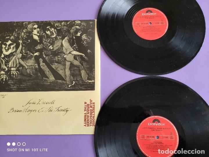 JOYA DOBLE LP. JULIE DRISCOLL,BRIAN AUGER & THE TRINITY STREETNOISE. SPAIN.1988. POLYDOR 26 79 046. (Música - Discos - LP Vinilo - Pop - Rock Internacional de los 50 y 60)