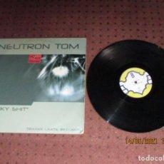 Discos de vinilo: NEUTRON TOM - FUNKY SHIT - MAXI - SPAIN - LIMITE RECORDS - REF LIM 035 - IBL -. Lote 262115925