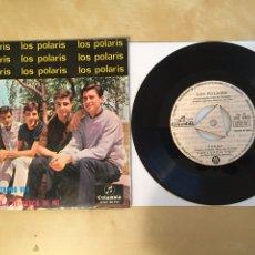 """Discos de vinilo: LOS POLARIS - TEXAS +3 TEMAS PROMOCIONAL - SINGLE EP 7"""" - 1965 SPAIN. Lote 262128770"""