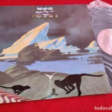Discos de vinil: YES DRAMA LP 1980 ATLANTIC ESPAÑA SPAIN GATEFOLD EXCELENTE ESTADO. Lote 262129115