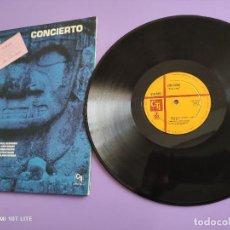 Discos de vinilo: LP.SPAIN 1975.JIM HALL.CONCIERTO.PAUL DESMOND/CHET BAKER/RON CARTER/STEVE GADD.CONCIERTO DE ARANJUEZ. Lote 262130415