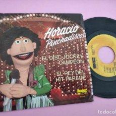 Discos de vinilo: HORACIO PINCHADISCOS- EL DISC JOCKEY CAMPEON. Lote 262135465