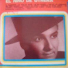 Discos de vinilo: EL NIÑO DE UTRERA LP SELLO RCA EDITADO EN ARGENTINA AÑO 1979.... Lote 262137135