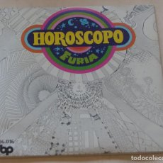 Discos de vinilo: FURIA - HOROSCOPO / VUELVO AL HOGAR - 1972 DOBLE PORTADA. Lote 262141590