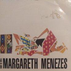Discos de vinilo: MARGARETH MENEZES.** TENDA DE AMOR * ELEGIBO **. Lote 262143395