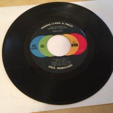 """Discos de vinilo: CAMILO SESTO - LA CULPA HA SIDO MÍA - PROMO SINGLE 7"""" - 1979. Lote 262144660"""