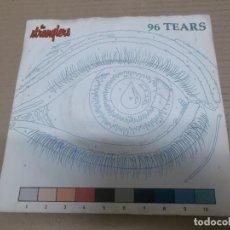 Discos de vinilo: THE STRANGLERS (SINGLE) 96 TEARS AÑO 1990 – EDICION U.K.. Lote 262146565