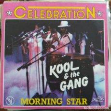 """Discos de vinilo: KOOL & THE GANG - CELEBRATION (7"""", SINGLE) (DE-LITE RECORDS, VOGUE) 101372 (1980/FR). Lote 262164375"""