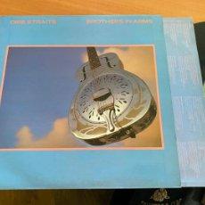 Discos de vinilo: DIRE STRAITS (BROTHERS IN ARMS) LP ESPAÑA 1985 (B-28). Lote 295406658