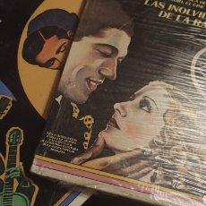 Discos de vinilo: LOTE DE DISCOS HISTORIA MÚSICA MEXICANA. Lote 262172690