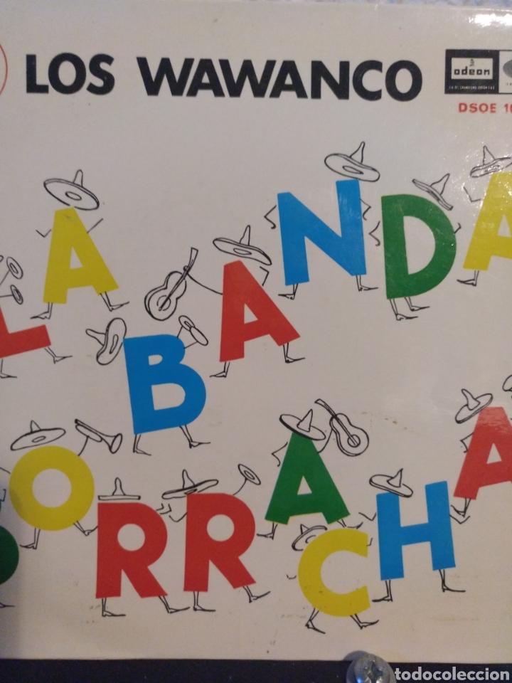 LOS WAWANCO.** LA BANDA BORRACHA * PASITO A PASO * CUMBIA QUE TE VAS DE RONDA* LA CASITA BLANCA** (Música - Discos de Vinilo - EPs - Grupos y Solistas de latinoamérica)