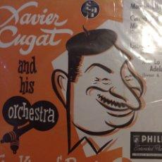 Discos de vinilo: XAVIER CUGAT.** THE KING OF RUMBA **. Lote 262174180