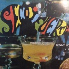 Discos de vinilo: BENNY JOHNSON Y SUS SOLISTAS.** SECO Y FUERTE **. Lote 262175905