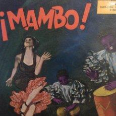 Discos de vinilo: PEREZ PRADO.** REY DEL MAMBO **. Lote 262177515