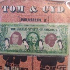 Discos de vinilo: TOM & CYD.** ES MÁS ECONÓMICO * MI BARCO**. Lote 262180890