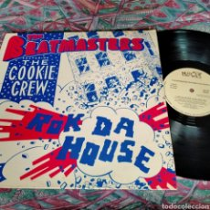 Discos de vinilo: THE BEATMASTERS. Lote 262191020