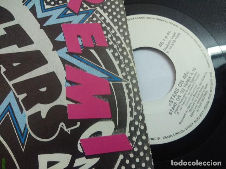 Discos de vinilo: STARS ON 45/REMIX/SINGLE PROMOCIONAL. - Foto 2 - 262196790