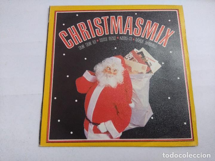 CHRISTMASMIX/SINGLE. (Música - Discos - Singles Vinilo - Techno, Trance y House)