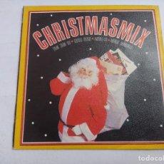 Discos de vinilo: CHRISTMASMIX/SINGLE.. Lote 262197235