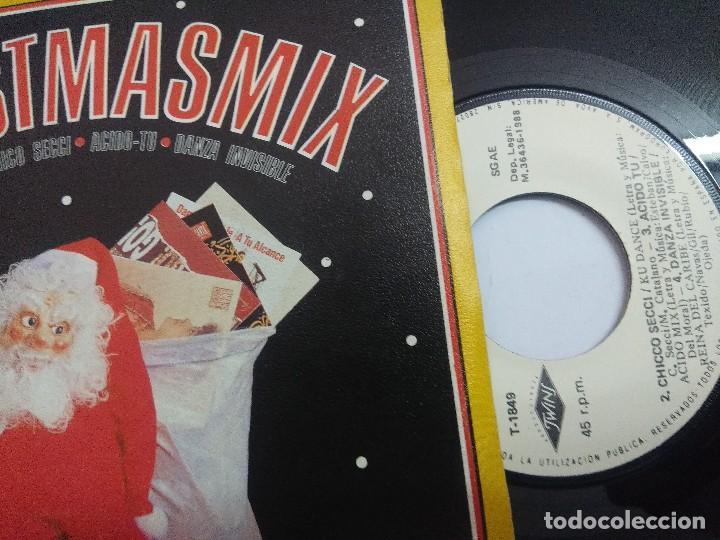 Discos de vinilo: CHRISTMASMIX/SINGLE. - Foto 2 - 262197235