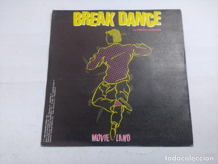 Discos de vinilo: BREAK DANCE/THATS ALL FOLKS/SINGLE PROMOCIONAL. - Foto 3 - 262198895