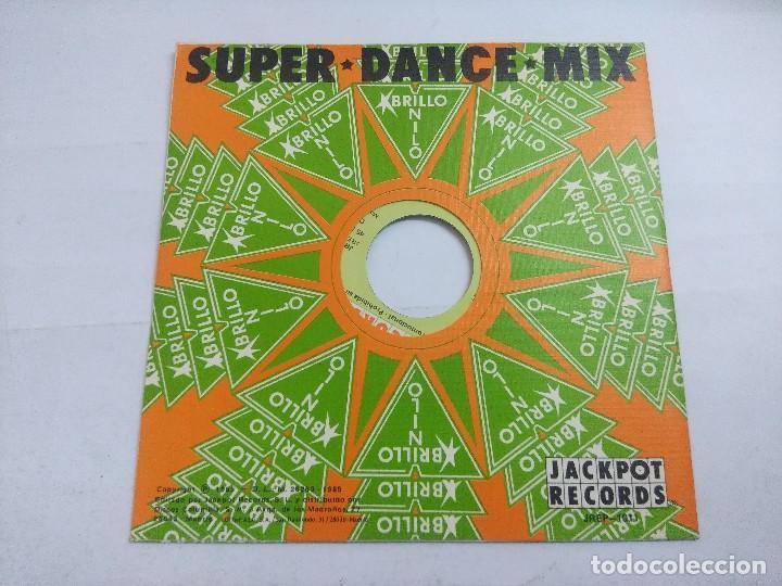 Discos de vinilo: SUPER DANCE MIX/SINGLE PROMOCIONAL. - Foto 3 - 262199755