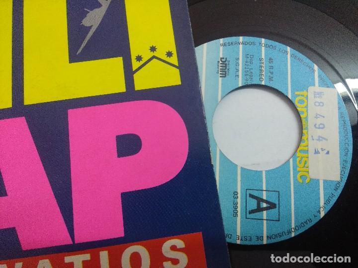 Discos de vinilo: MILI RAP/SUPERWATIOS/SINGLE. - Foto 2 - 262202055