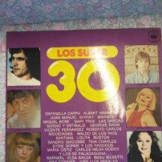 Discos de vinil: LOS SUPER 30. Lote 262203380