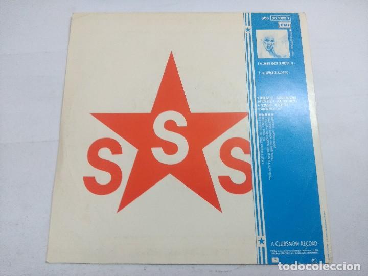 Discos de vinilo: SIGUE SIGUE SPUTNIK/LOVE MISSILE-HACK ATTACK/SINGLE. - Foto 2 - 262203540