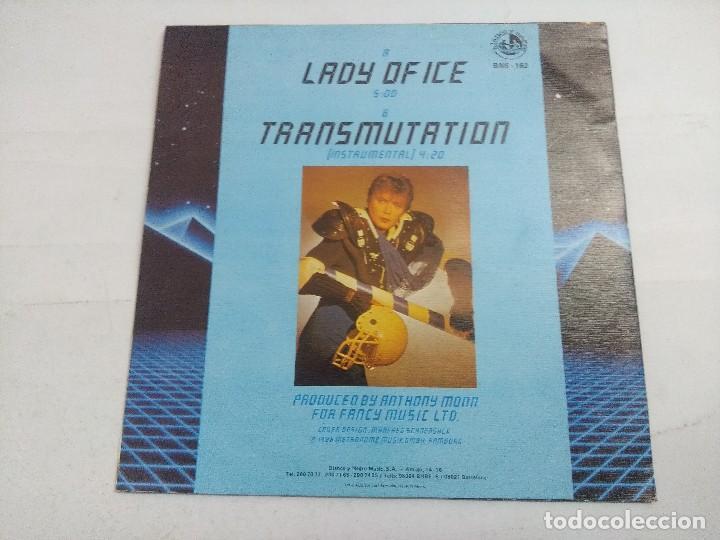 Discos de vinilo: FANCY/LADY OF ICE/SINGLE PROMOCIONAL. - Foto 2 - 262204670