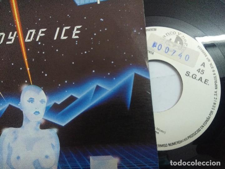 Discos de vinilo: FANCY/LADY OF ICE/SINGLE PROMOCIONAL. - Foto 3 - 262204670