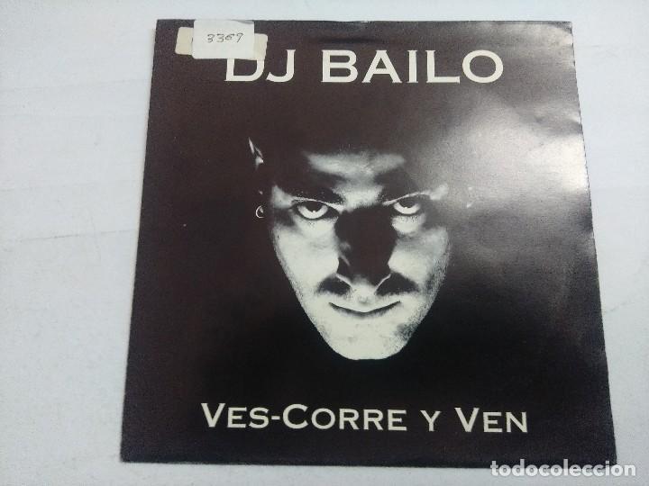 DJ BAILO/VES SORRE Y VEN/SINGLE PROMOCIONAL. (Música - Discos - Singles Vinilo - Techno, Trance y House)