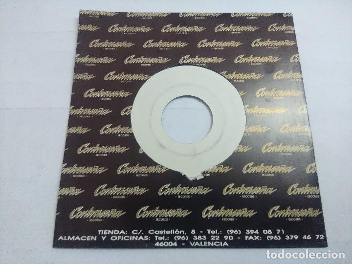 Discos de vinilo: J & ZONA INDUSTRIAL/DEMASIADO/SINGLE PROMOCIONAL. - Foto 3 - 262206695