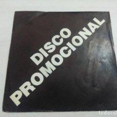 Discos de vinilo: JOSE D.J/WORDS VALENCIA MIX/SINGLE PROMOCIONAL.. Lote 262207125