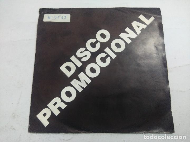 MATO GROSSO/THUNDER/SINGLE PROMOCIONAL. (Música - Discos - Singles Vinilo - Techno, Trance y House)
