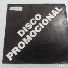 Discos de vinilo: MATO GROSSO/THUNDER/SINGLE PROMOCIONAL.. Lote 262208010