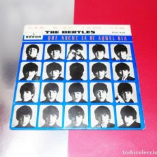 Discos de vinilo: THE BEATLES---TELL ME WHY -- 1ª EDIC1964 --LABEL AZUL------VINILO/FUNDA VERY GOOD PLUS ( VG+ ). Lote 259005650