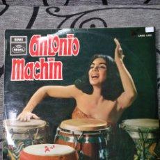 Discos de vinilo: ANTONIO MACHÍN - ANTONIO MACHÍN. Lote 262213500