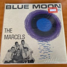 Discos de vinilo: THE MARCELS - BLUE MOON. Lote 262218260