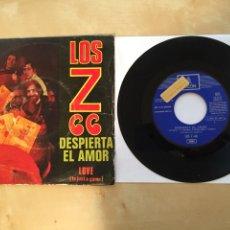 """Dischi in vinile: LOS Z 66 - DESPIERTA EL AMOR (LOVE IS JUST A GAME) - PROMO SINGLE 7"""" - 1979. Lote 262218805"""