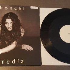 Discos de vinilo: CHONCHI HEREDIA MAXI SINGLE PROMO. Lote 262219390