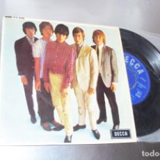 Discos de vinilo: THE ROLLING STONES -- IF YOU NEED ME & CONFESSIN BLUES -- +3 --U.K. 1964 ( NM OR M- )( VG+ ). Lote 210321697