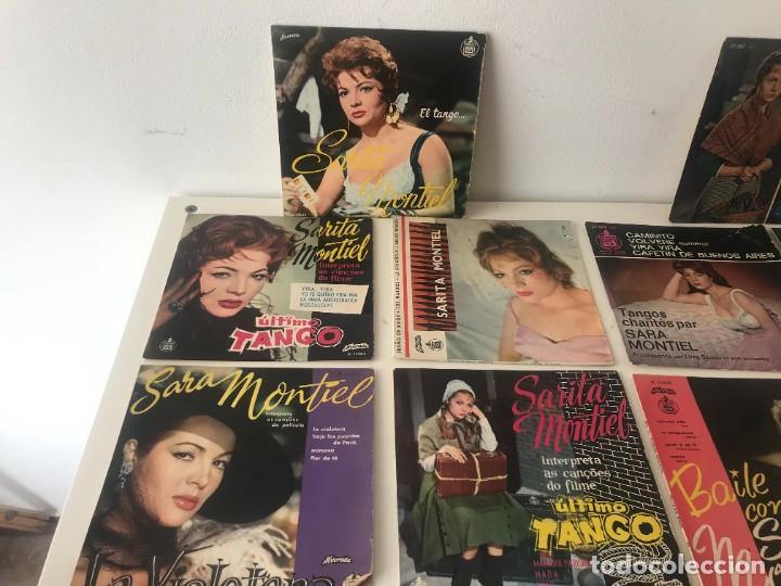 Discos de vinilo: Singles Sarita Montiel EP Vinilo - Foto 2 - 262232720